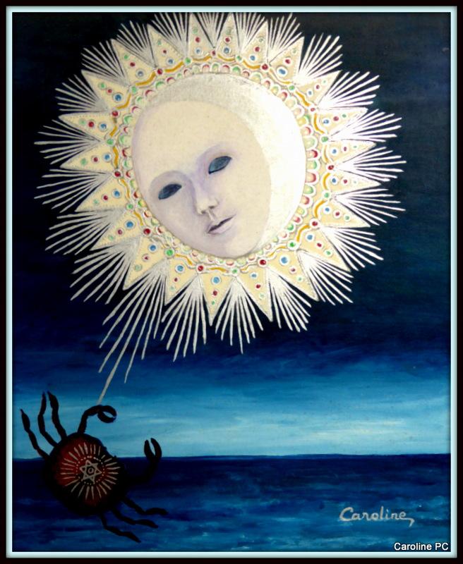 39-Les voies de la connaissance, peintures symboliques