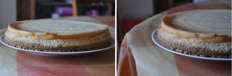 Cheese-cake au citron meringué