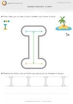 Écrire les lettres en capitales