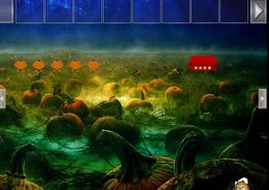 Jouer à Deadly Halloween forest escape