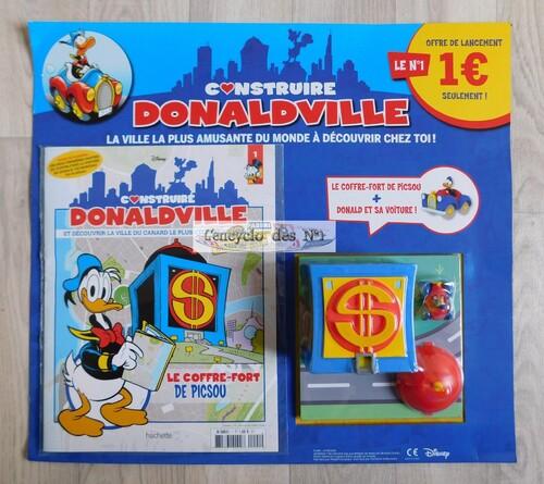 N° 1 Construire Donaldville - Test