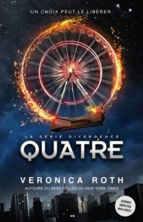 J'ai lu : Divergente raconté par Quatre de Veronica Roth