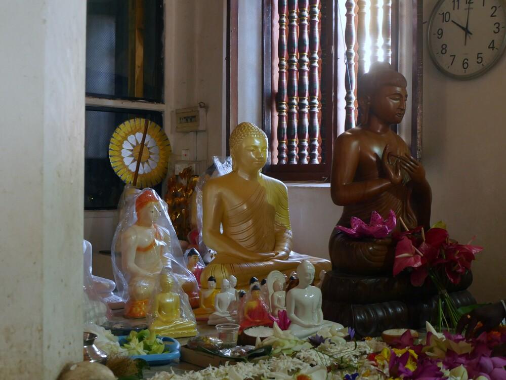 Site d'Anuradhapura - Sri Lanka