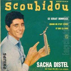 Sacha Distel, 1959