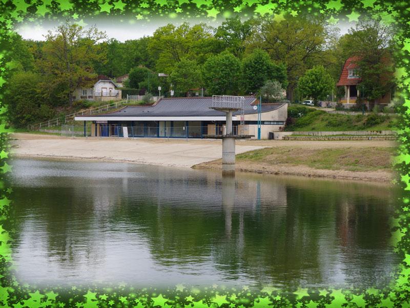 Lac de Pont 21140 Pont et Massène