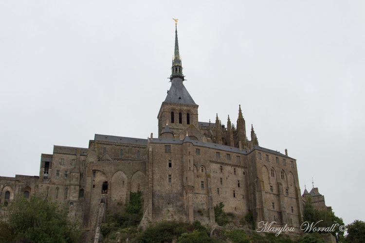 Normandie : Mont-Saint-Michel 1/