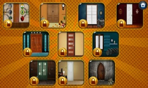 Jouer à Escape Game - 10 doors escape