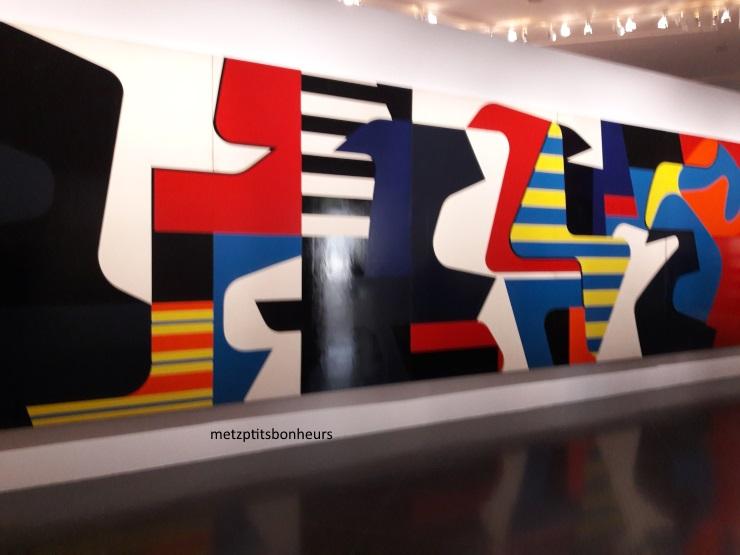 Les expos au Centre Pompidou....