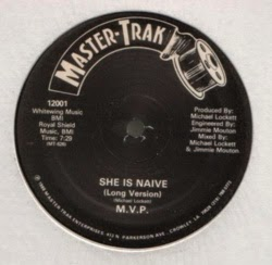 M.V.P. - She Is Naive