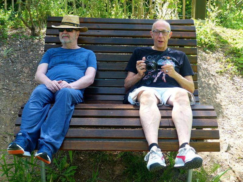 Quelques photos de Marc et avec Marc cette dernière année