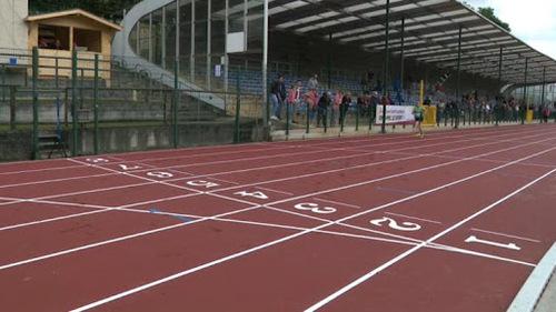 Nouvelle piste d'athlétisme pour un nouvel élan au White Star