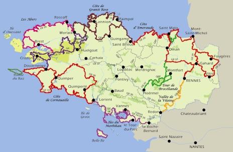 Bretagne : le GR 34