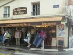 La randonnée du 22 mai à Paris