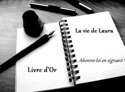 Le livre d'Or de Laura