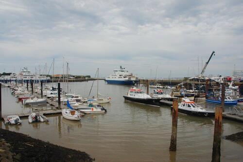 Port de plaisance de Médoc