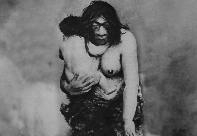 PROTEINES MON AMOUR... (Neandertal)