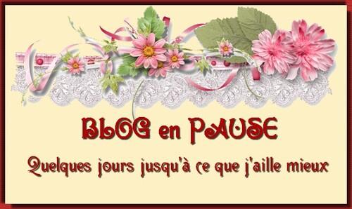 Pause ....