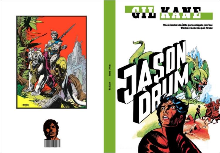 Jason Drum : Gil Kane