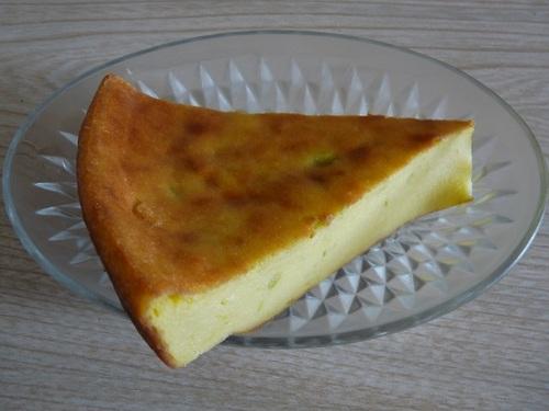 Gâteau/flan aux courgettes
