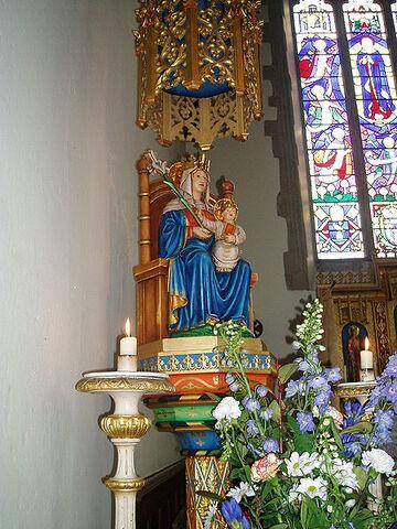 Walsingham : Notre-Dame