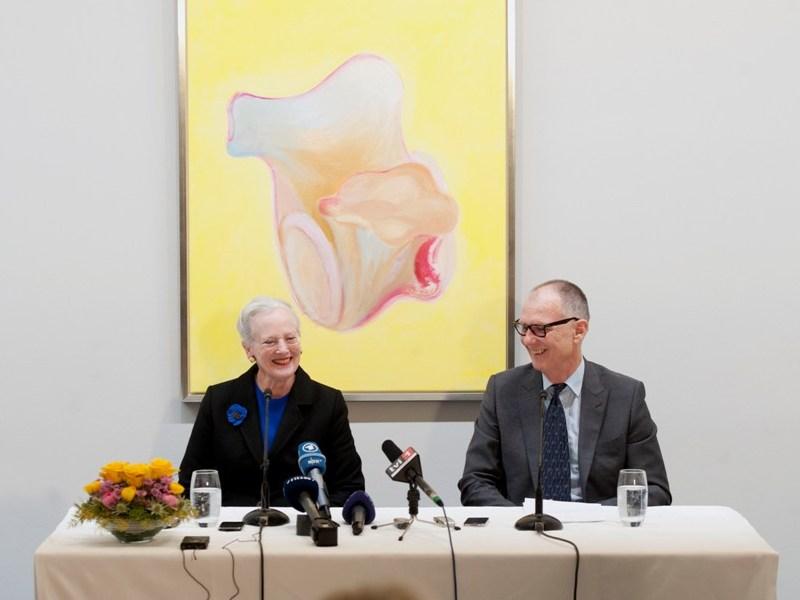 Les tableaux de Margrethe
