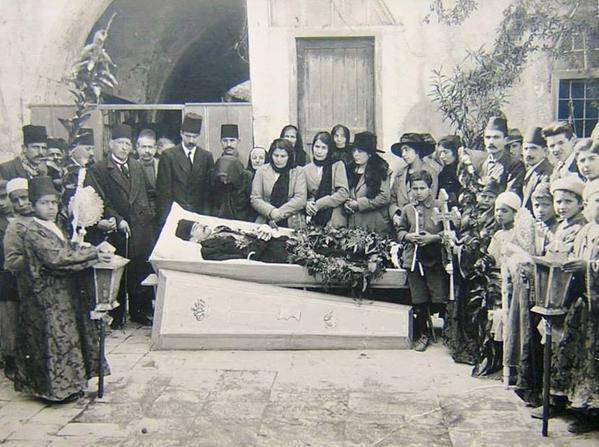 Palestine, début XXe siècle