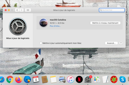 Apple modifie subrepticement sa politique de mise à jour système