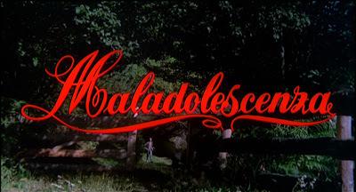 Maladolescenza / Spielen wir Liebe / Puppy Love. 1977. FULL-HD.