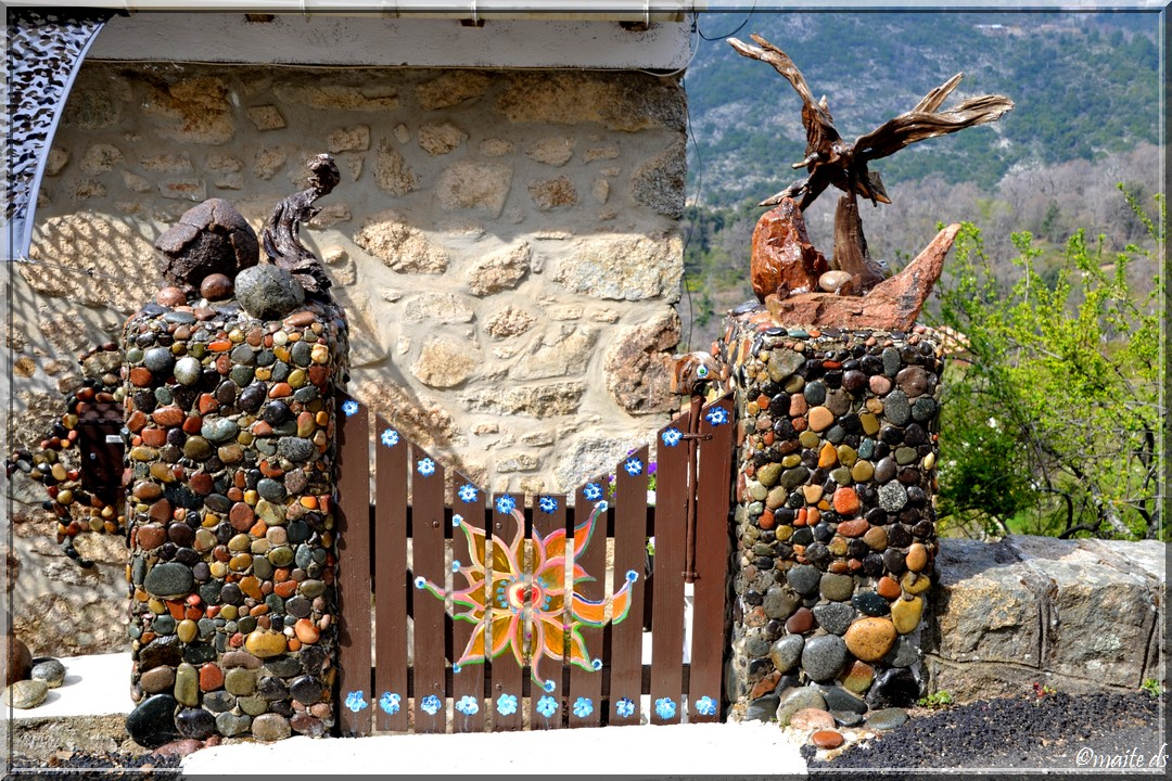L'artiste de Marignana - Corse