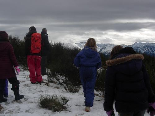 Voyage à la montagne