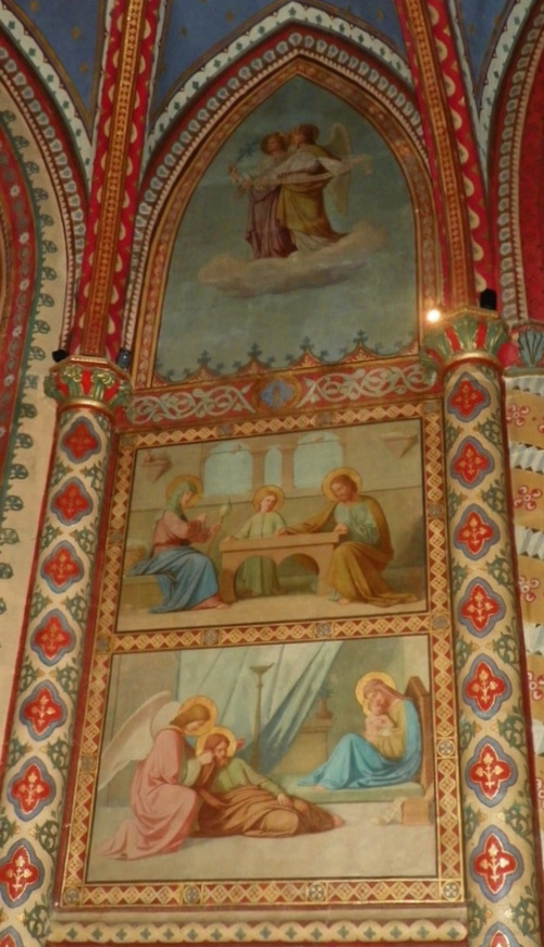 La chapelle Saint-Jean-Baptiste ( 3 )