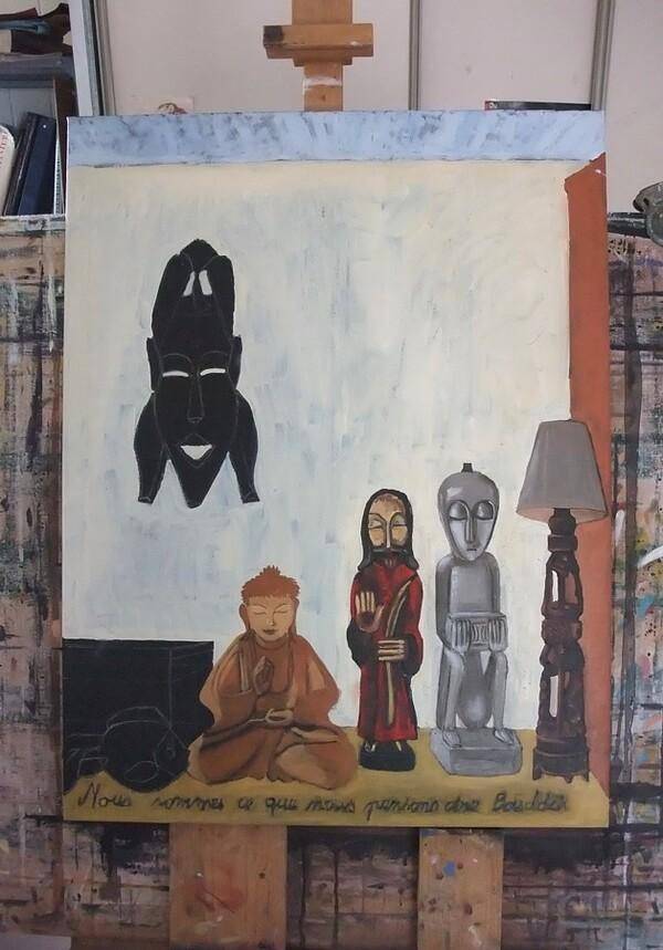 Lundi - Peinture d'intérieur (2)