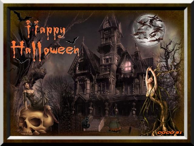 Montage Halloween