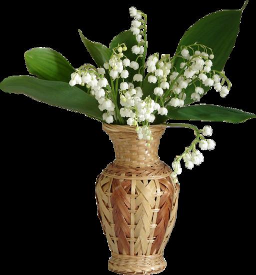 Muguet en Vase