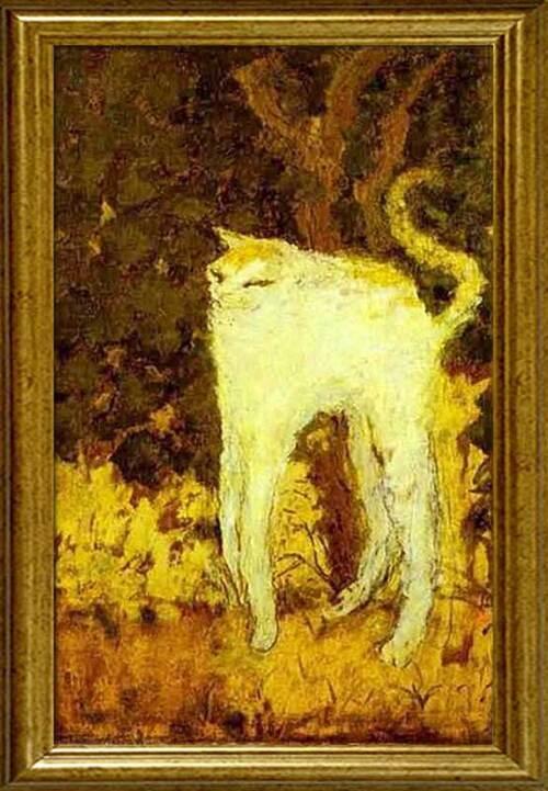L'ambiguïté du chat