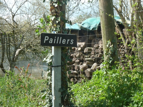 Paillers....