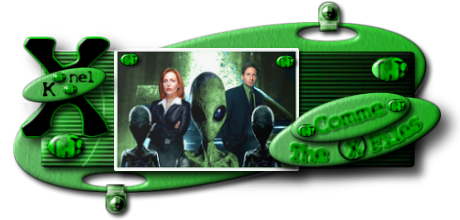 """""""The Xfiles"""""""