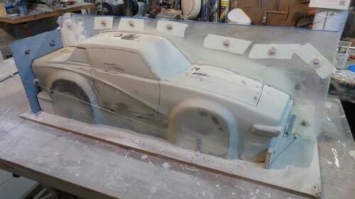 Triumph TR7 . Partie 4.