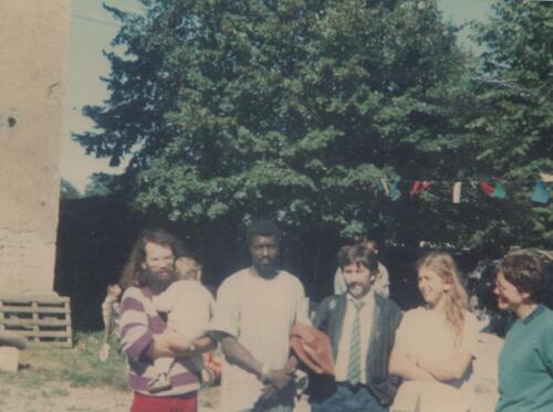 1987 : un projet de cooprétaion avec le Burkina Faso