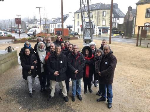Municipales. La liste « Quimperlé, décidons ensemble », en lice (OF.fr-30/01/20-17h58)