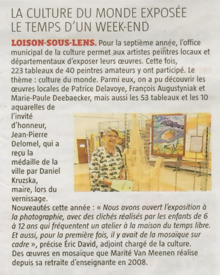 Expo de Loison suite
