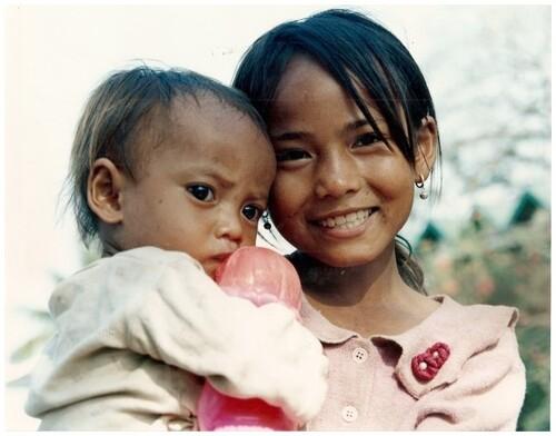 Cambodge - Phnom Penh 1993.