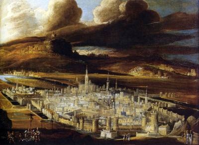 Metz sous la République Messine, une ville prospère.