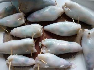 Calamars farcis