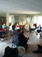 Témoignage à la maison Les Petites Soeurs des Pauvres 05/11/16