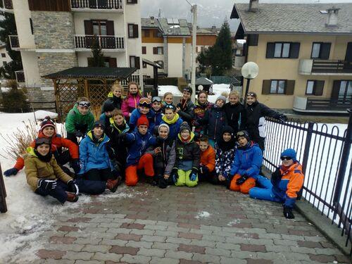 Classes de neige 2018