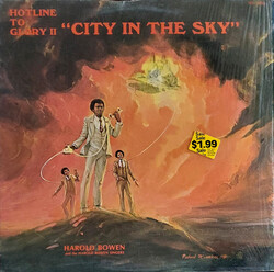 Harold Bowen & The Harold Bowen Singers - City In The Sky - Complete LP