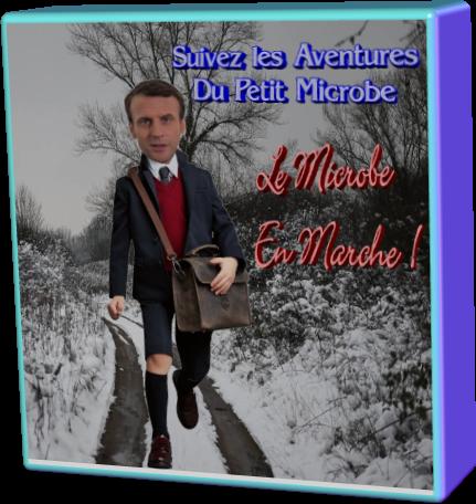 Suivez Les Aventures Du Petit Microbe(Humour)