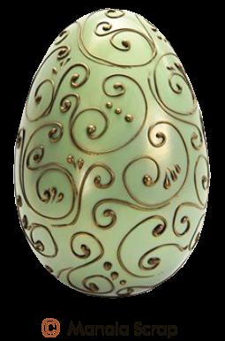 Pâques 3 - Jolis oeufs