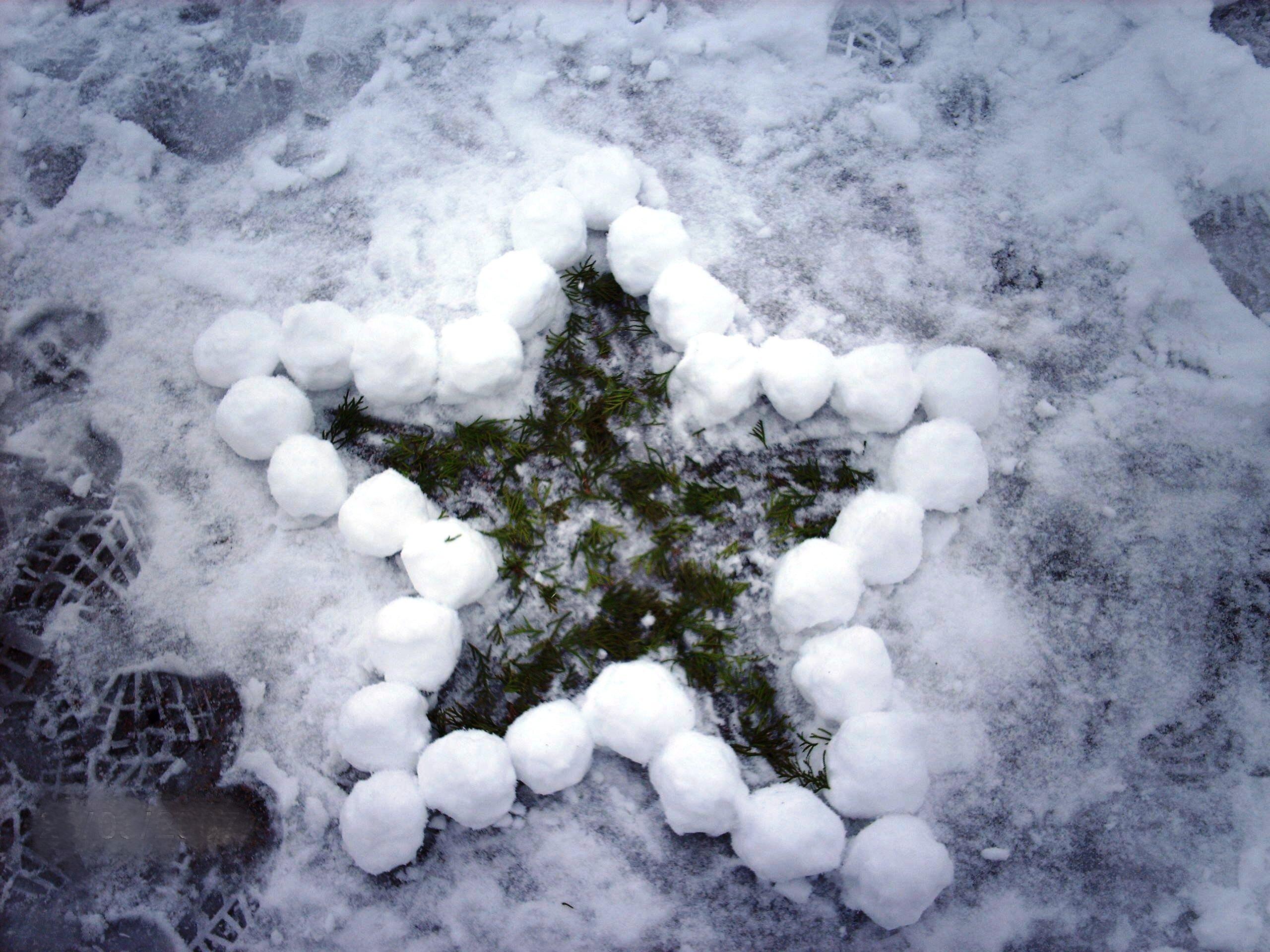 """Résultat de recherche d'images pour """"landart neige"""""""